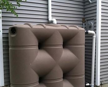 530 Gallon RainWise Cistern